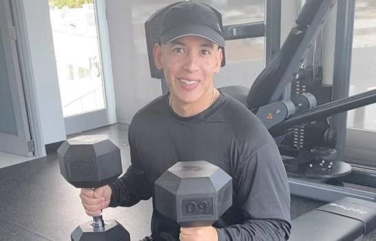 Daddy Yankee muestra su nuevo físico tras meses entrenando
