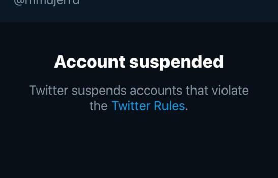 Twitter suspende la cuenta del Ministerio de la Mujer tras tuit a favor del aborto bajo las tres causales
