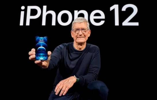 Apple presenta el iPhone 12, el primero compatible con redes de internet 5G