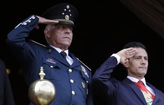 EEUU retira los cargos de narcotráfico contra exministro de Defensa mexicano