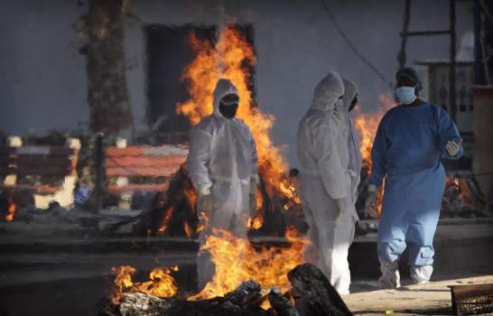 India supera los nueve millones de contagios de coronavirus