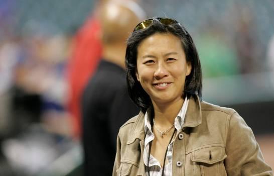 """Kim Ng, primera gerente en MLB: """"Feliz de ser parte de la esperanza de la gente"""""""