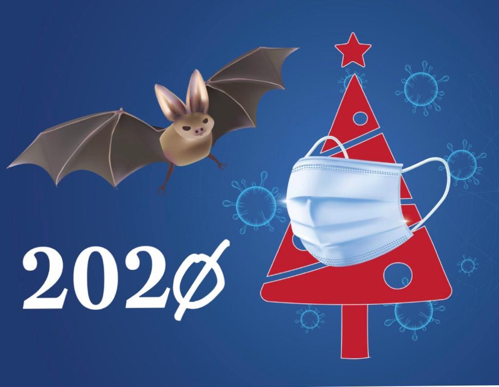 Se marcha el año 2020, sin pena y sin gloria