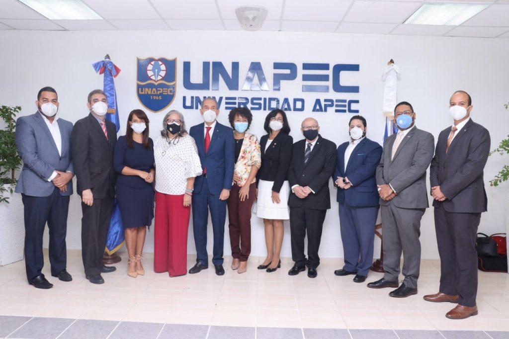 UNAPEC inaugura primer Doctorado en Administración de Negocios: Nuevos Mercados y Nuevas Tecnologías