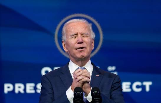 """Joe Biden: """"Esto no es una protesta, es insurrección"""""""