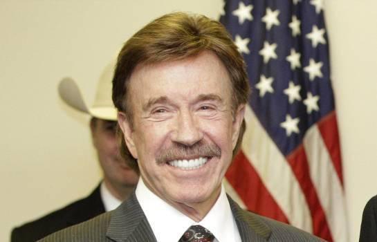 Mánager de Chuck Norris dice él no estuvo en asalto al Capitolio