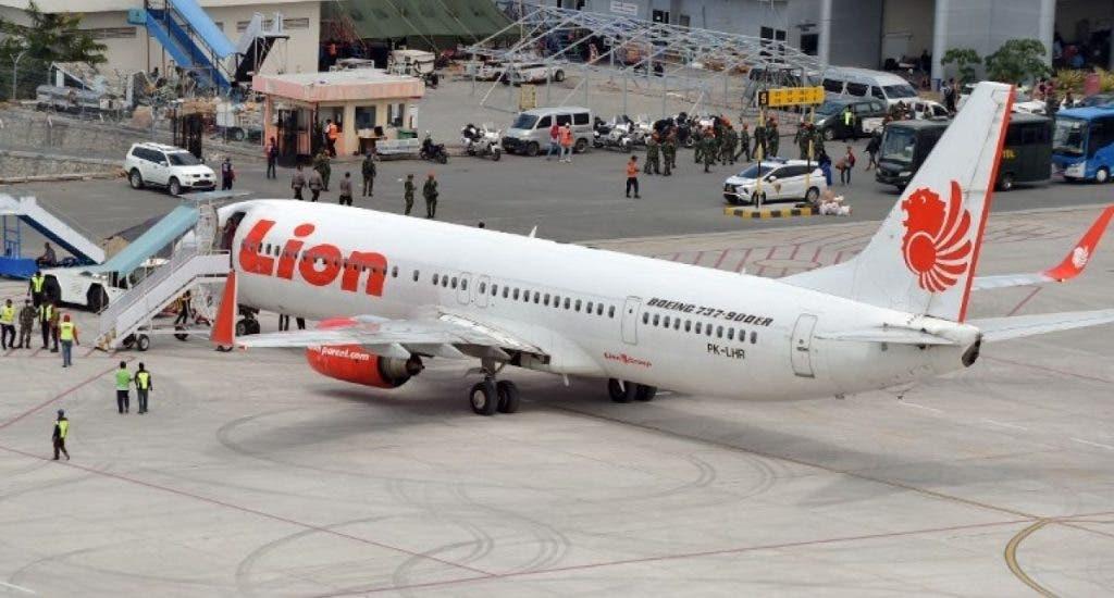 Indonesia pierde contacto con avión comercial sobre el océano
