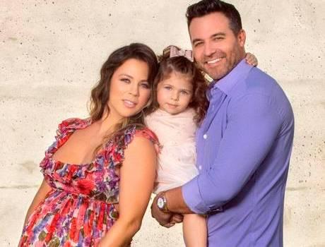 Actriz Ximena Duque da positivo al COVID-19 en últimas semanas de embarazo