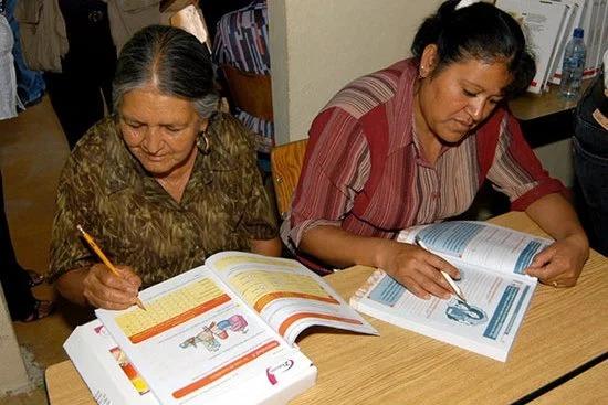 Educación de personas jóvenes y adultas en situación de pandemia