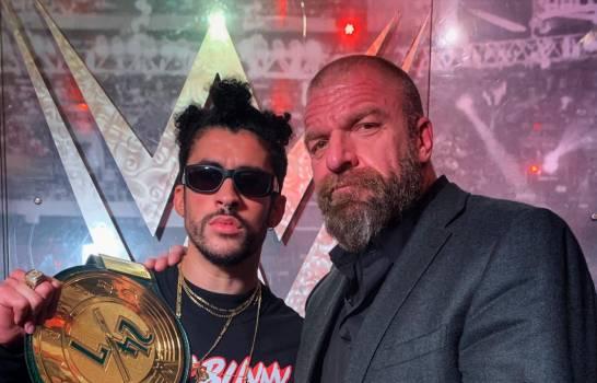 Bad Bunny debutará como luchador en WrestleMania el 11 de abril