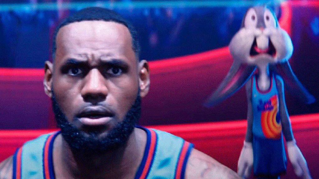"""El mensaje de LeBron James para los fanáticos: """"No es Space Jam 2"""""""
