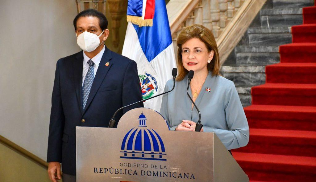 La vice Peña: Ahora no pensamos endurecer las medidas; el lunes comienza la segunda fase de Vacúnate