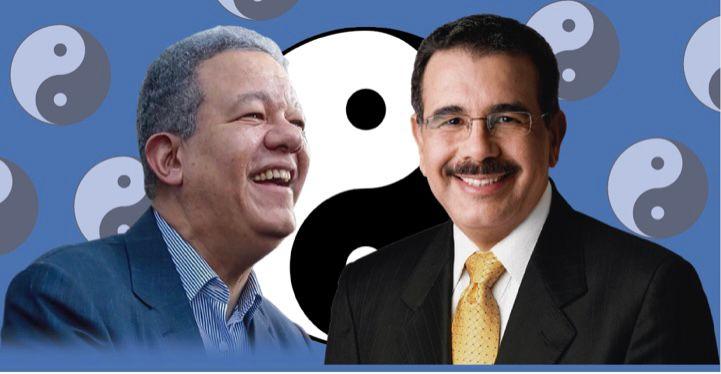 Danilo y Leonel: unidad y lucha de los contrarios