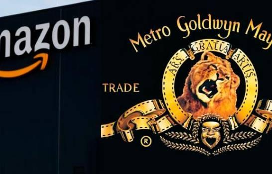 Amazon anunció la compra de Metro Goldwyn Meyer, y te revelamos cuánto pagó
