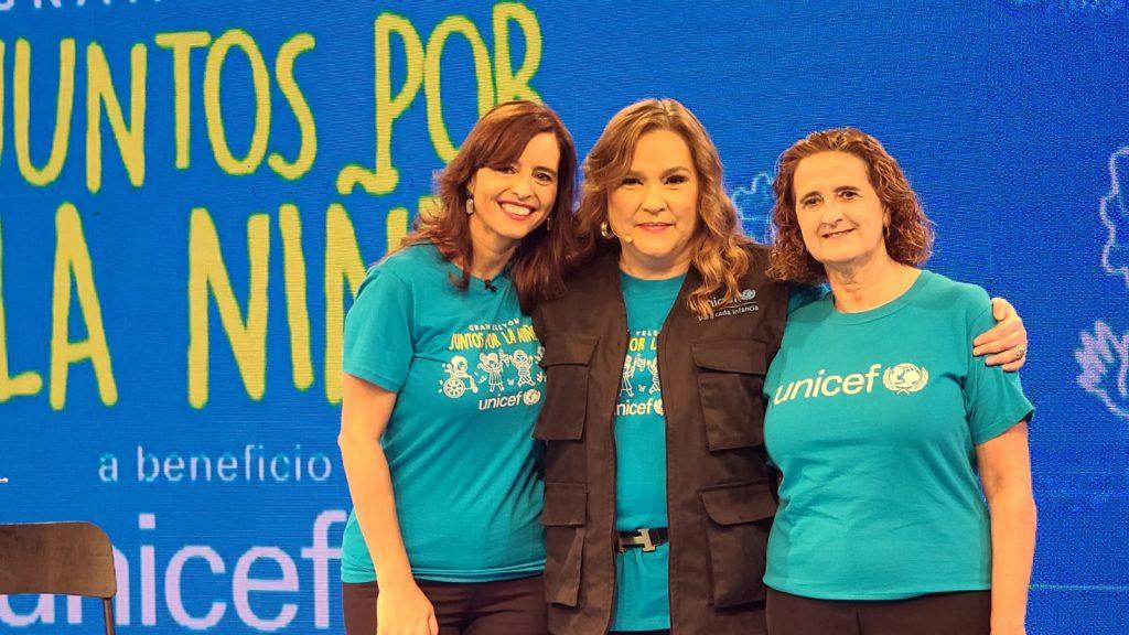 UNICEF recauda más de RD$3.0 millones en Gran Teletón Juntos por la Niñez