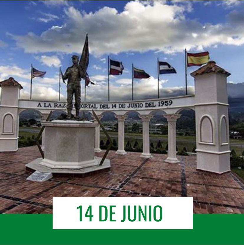 14 de junio revolucionario