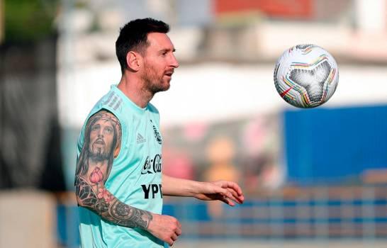 Lionel Messi se encuentra de vacaciones en Casa de Campo