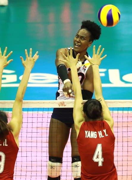 Reinas del Caribe el lunes contra Serbia en Tokio