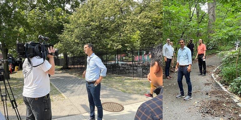 Atacan tres mujeres en Alto Manhattan; concejal Rodríguez solicita más patrullaje