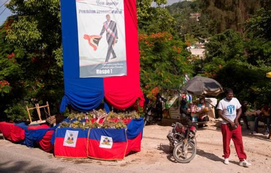 Haití despide este viernes a su asesinado presidente en medio de tensiones