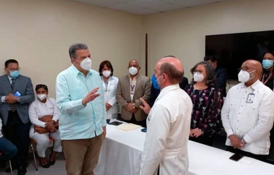 Posesionan nuevo director del Hospital Infantil Arturo Grullón de Santiago