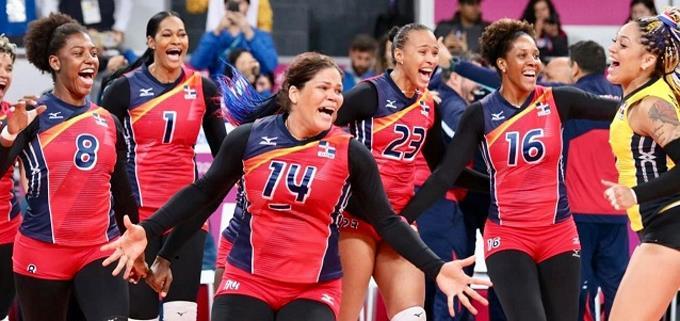 Capitana de «Las Reinas del Caribe» sobre cuartos de final: «Nosotros vinimos aquí a entregarlo todo»