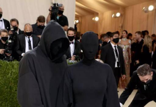 ¿Quién era el acompañante de Kim Kardashian en la Met Gala?