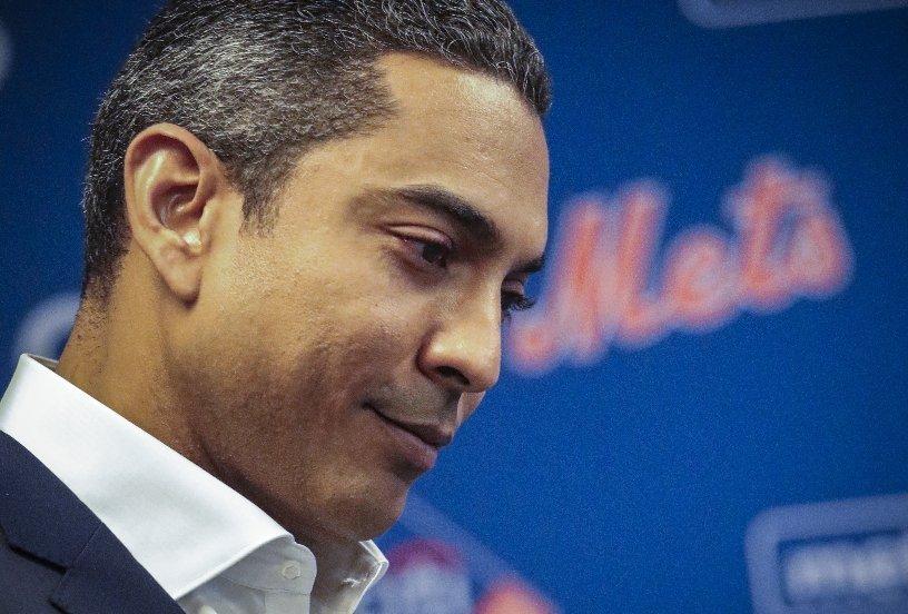 Los Mets deciden no seguir con Luis Rojas