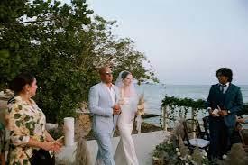 Meadow Walker, hija de Paul Walker, se casó en República Dominicana y Vin Diesel la entregó